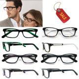 I vetri di prescrizione comerciano la nuova montatura per occhiali all'ingrosso di stile del telaio dell'ottica