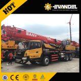 Sany 160 prodotto 2018 della gru Stc1600 del camion di tonnellata nuovo