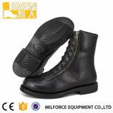 安い価格牛革軍の戦闘用ブーツ