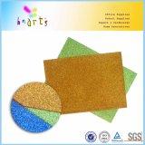 Le scintillement de qualité ne tombe pas le papier 250GSM de scintillement de carton de scintillement