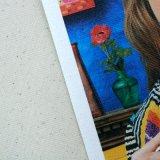 Résumé de l'impression sur toile, décoration maison toile d'huile de l'impression