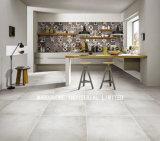 Het volledige Grijze Verglaasde Porselein van het Cement van het Lichaam verglaasde Matte Rustieke Tegel (MB69026) 600X600mm voor Muur en Bevloering