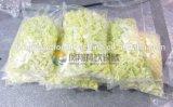 Vegetal totalmente automática papas fritas papas fritas, ensalada de alimentos con un peso de Máquina de embalaje