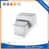 Stampatrice della maglietta della stampante di DTG di formato della macchina A2 di stampaggio di tessuti di Digitahi