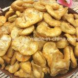 Würzige Saubohne-Chip-Imbisse, gesunde Imbisse