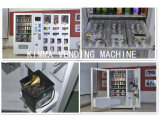 El bikiní pone en cortocircuito la máquina expendedora con 7 bandejas funcionadas por Mdb