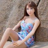 Juguetes bonitos del sexo en muñecas eróticas del sexo de Dubai el 148cm