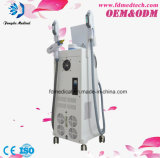 Multifuctional E-Licht IPL Q-Switched Nd: YAG Dioden-Laser-ästhetische Maschine