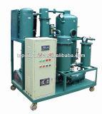 Hi-Efficient Aceite hidráulico de alto vacío de la máquina del separador de agua (Serie TYD)