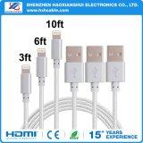 Цена по прейскуранту завода-изготовителя Shenzhen для кабеля молнии iPhone