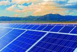 Material Monocrystalline do silicone e painel solar flexível do tamanho de 156*156 milímetro