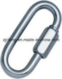 Стальной электрический гальванизированный быстро крюк /Safety соединения