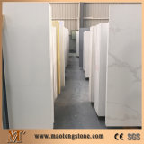 대중적인 도매 인공적인 돌 Carrara 백색 석영 석판