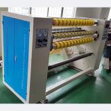 Máquina automática el rajar y el rebobinar de la cinta adhesiva