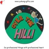 Coaster personalizado do copo de café para a promoção (YH-RC033)