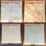 Glatte Fliese-Jingang glasig-glänzende Marmorporzellan-Fliesen