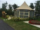 ホテルの屋外のイベントのテントの玄関ひさしのおおいのテント4