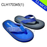 EVA Sole with Mesh Thongs Sapphire Flip Flop