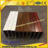 木製の穀物と作る家具のためのカスタマイズされたアルミニウム管