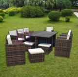 مريحة [هند-وفينغ] خارجيّ طاولة وكرسي تثبيت أثاث لازم