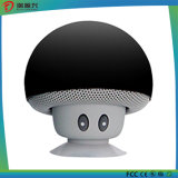 Mushroom portátil Mini USB Bluetooth Speaker com Mic Suction Cup