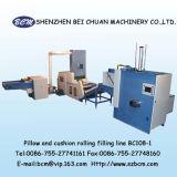 Riempimento di rotolamento del cuscino del silicone fatto a macchina in Cina