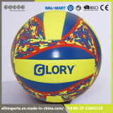 Los productos de venta al por mayor elegante playa Voleibol de PVC de color