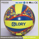 卸し売り製品流行の着色された浜PVCバレーボール
