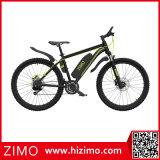 2017 Nouveau modèle de la suspension totale de vélo de montagne électrique