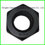 Noix Hex de haute résistance de M10-M36 DIN6915