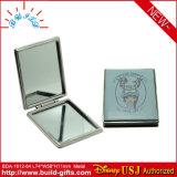 Specchio su ordinazione del compatto del metallo/specchio cosmetico/specchio Pocket