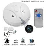 Detector de alarme de fumaça de detecção de movimento de 32GB Câmera DV Video DVR com controle remoto