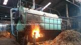 Caldeira de vapor industrial universal do combustível contínuo