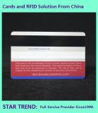 Carte magnétique en plastique avec plein de couleurs de l'impression pour la remise client