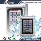 IP68 Waterproof o controle de acesso autônomo com cartão 125kHz do Em/13.56 megahertz de cartão da leitura
