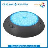 Ebg monté en surface de contrôle à distance de la piscine de la lampe à LED