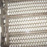 金属のコンベヤーベルトの網