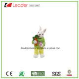 Eco-Friendly статуя кролика подарков корабля Polyresin для домашних украшения и подарков пасха