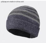 Шлем шлема POM Knit шлема Beanie жаккарда связанный POM