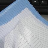 0.5cmの格子またはストリップポリエステル帯電防止ESDファブリック
