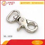 Factory Wholesale Metal Gold Trigger Snap Hook pour sangles avec haute qualité