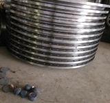 Collet de soudure, Slip-on et brides blanc B16.5 150lbs rf d'acier