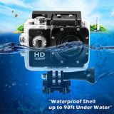 Caméra action haute performance imperméable à l'eau 30m