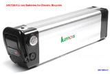 18650 24V 10ah Lithium-Ionenbatterie für E-Hilfsmittel