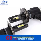Faro del faro 25W 3200lm H4 H/L LED dell'automobile per l'automobile ed il motociclo con la certificazione di RoHS del Ce