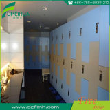 Armário de Ginásio Fitness HPL / Spa Single Locker