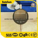индикатор измерительного прибора с круговой шкалой цифров высокой точности 0.01mm и 0.001mm