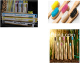 Escova de dentes de madeira Bamboo Handle
