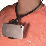 Sostenedor perezoso del anillo del cuello del sostenedor universal del teléfono celular para el iPhone Samsung