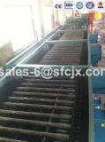 Gummiblatt-Stapel weg von abkühlender Maschine (XPG-600)